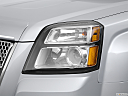 2013 GMC Terrain Denali, drivers side headlight.
