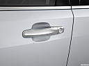 2013 GMC Terrain Denali, drivers side door handle.