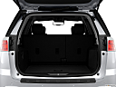 2013 GMC Terrain Denali, trunk open.