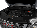 2013 GMC Terrain Denali, engine.