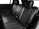 2013 GMC Terrain Denali, rear seats from drivers side.