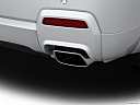 2013 GMC Terrain Denali, chrome tip exhaust pipe.