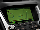 2013 GMC Terrain Denali, driver position view of navigation system.