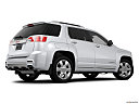 2013 GMC Terrain Denali, low/wide rear 5/8.