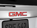 2013 GMC Terrain Denali, rear manufacture badge/emblem
