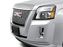 2013 GMC Terrain Denali, close up of grill.