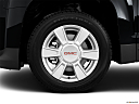 2013 GMC Terrain SLE-1, front drivers side wheel at profile.