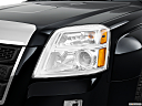 2013 GMC Terrain SLE-1, drivers side headlight.