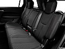 2013 GMC Terrain SLE-1, rear seats from drivers side.