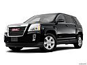 2013 GMC Terrain SLE-1, front angle medium view.