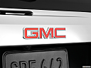 2013 GMC Terrain SLE-1, rear manufacture badge/emblem