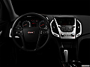 "2013 GMC Terrain SLE-1, centered wide dash shot - ""night"" shot."