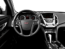 2013 GMC Terrain SLE-1, steering wheel/center console.