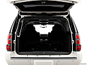2013 GMC Yukon XL Denali, trunk open.
