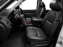 2013 GMC Yukon XL Denali, front seats from drivers side.