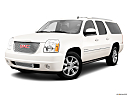 2013 GMC Yukon XL Denali, front angle medium view.