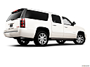 2013 GMC Yukon XL Denali, low/wide rear 5/8.