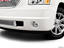 2013 GMC Yukon XL Denali, driver's side fog lamp.