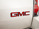 2013 GMC Yukon XL Denali, rear manufacture badge/emblem