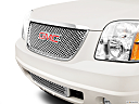 2013 GMC Yukon XL Denali, close up of grill.