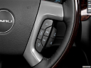 2013 GMC Yukon XL Denali, steering wheel controls (right side)