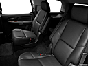 2013 GMC Yukon Denali, rear seats from drivers side.