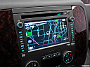 2013 GMC Yukon Denali, driver position view of navigation system.