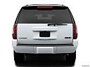2013 GMC Yukon Denali, low/wide rear.