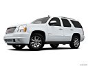 2013 GMC Yukon Denali, low/wide front 5/8.