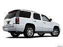 2013 GMC Yukon Denali, low/wide rear 5/8.