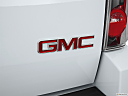 2013 GMC Yukon Denali, rear manufacture badge/emblem
