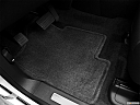 2013 GMC Yukon Denali, driver's floor mat and pedals. mid-seat level from outside looking in.
