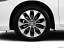 2013 Honda Accord EX, front drivers side wheel at profile.