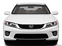 2013 Honda Accord EX, low/wide front.