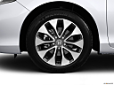 2013 Honda Accord EX-L, front drivers side wheel at profile.