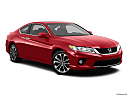 2013 Honda Accord EX-L V-6, front passenger 3/4 w/ wheels turned.