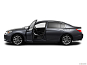 2013 Honda Accord Sport, driver's side profile with drivers side door open.