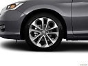 2013 Honda Accord Sport, front drivers side wheel at profile.