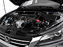 2013 Honda Accord Sport, engine.