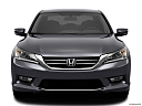 2013 Honda Accord Sport, low/wide front.