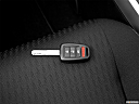 2013 Honda Accord Sport, key fob on driver's seat.