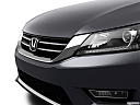 2013 Honda Accord Sport, close up of grill.