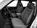 2013 Honda Ridgeline RTL, front seats from drivers side.