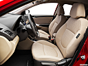 2013 Hyundai Accent GLS, front seats from drivers side.