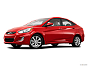 2013 Hyundai Accent GLS, low/wide front 5/8.