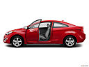 2013 Hyundai Elantra Coupe GS, driver's side profile with drivers side door open.