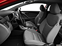 2013 Hyundai Elantra Coupe GS, front seats from drivers side.