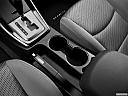 2013 Hyundai Elantra Coupe GS, cup holders.