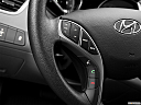 2013 Hyundai Elantra Coupe GS, steering wheel controls (left side)