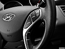 2013 Hyundai Elantra Coupe GS, steering wheel controls (right side)